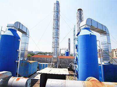 制酒厂废气处理工程