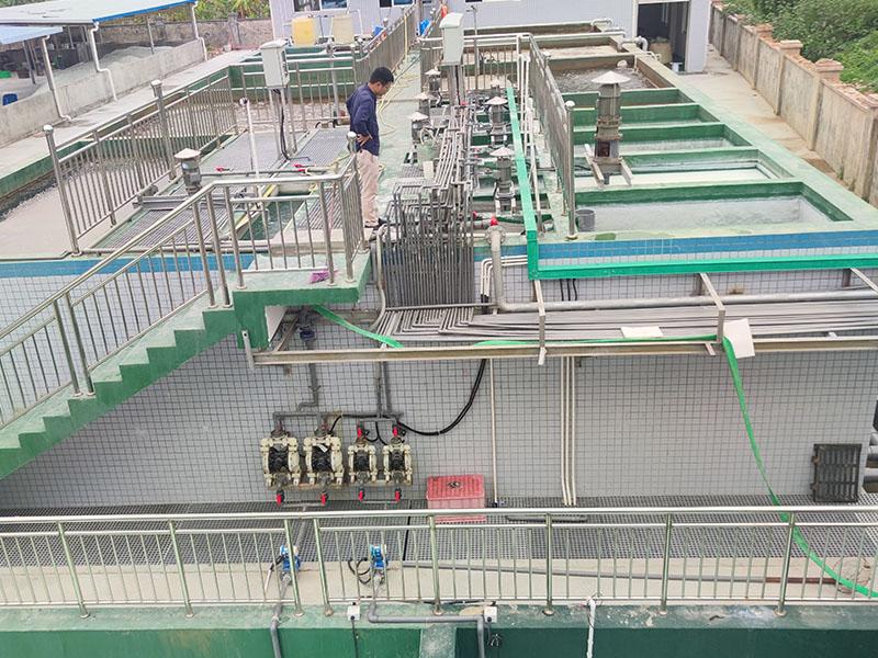 东莞蚀刻废水处理设备