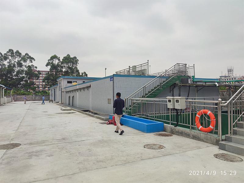 东莞包装厂废水处理工程