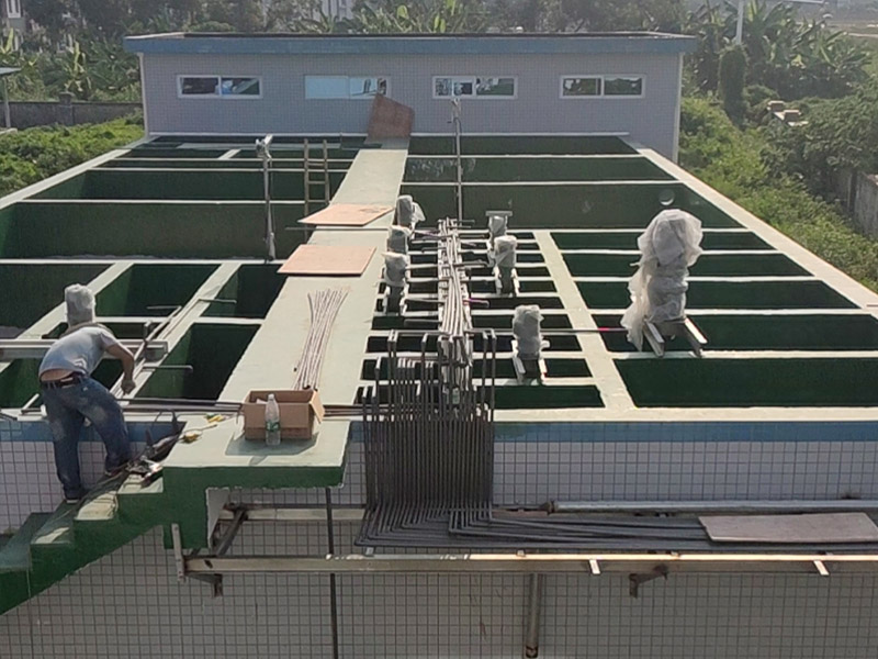 废水处理工程调试运行