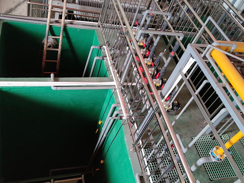 东莞阳极氧化废水处理设备