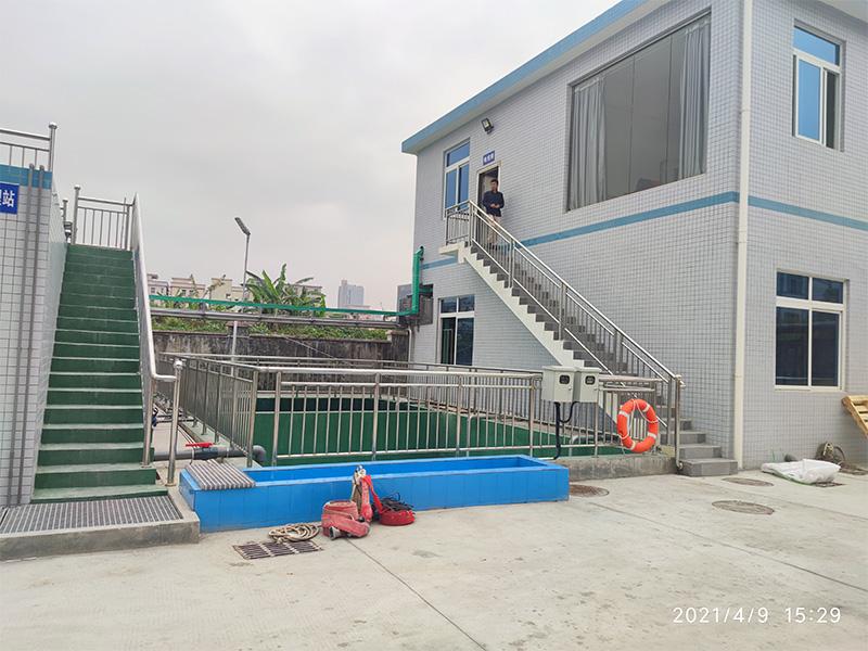 东莞蚀刻废水处理工程案例