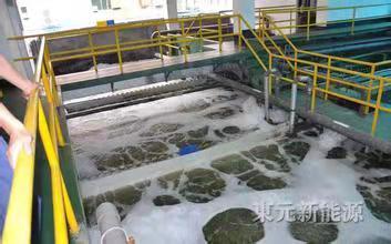 研磨废水处理中水回用工程