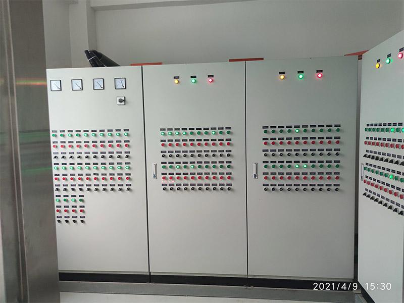 东莞废水处理工程配电房