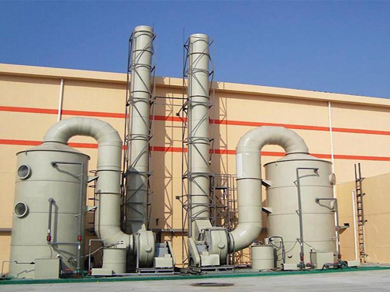 东莞有机废气处理工程