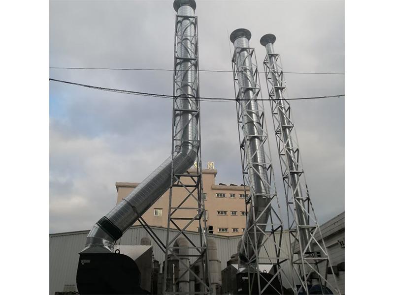 东莞喷漆废气处理工程